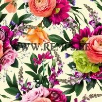 Trikooriie lilled