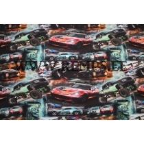 Jersey racing cars