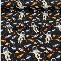 Jersey astronaut