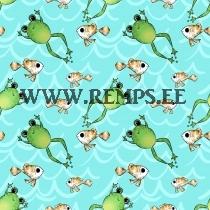 Trikooriie konnad ja kalad