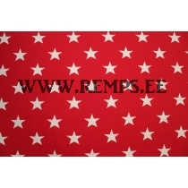 Jersey stars red