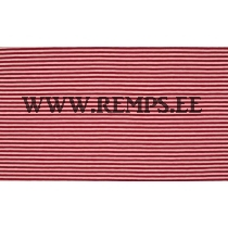 Jersey stripes red-white