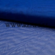Tulle fabric royal