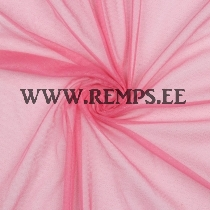 Tule fabric pink sparkle