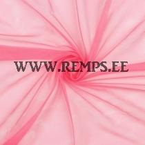 Tule fabric pink