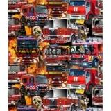 Jersey fire trucks