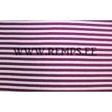 Jersey stipes purple