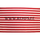 Jersey stipes red