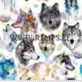 Jersey wolfs