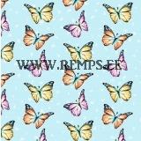 Trikooriie liblikad