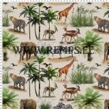 Trikooriie safari loomad